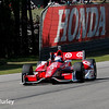 April 26: Scott Dixon during qualifying for the Honda Indy Grand Prix of Alabama