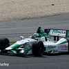 April 27: Carlos Munuz during the Honda Indy Grand Prix of Alabama