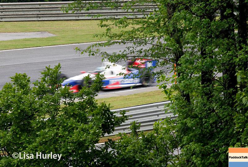 April 27: Ryan Briscoe during the Honda Indy Grand Prix of Alabama