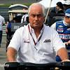 April 27: Roger Penske during the Honda Indy Grand Prix of Alabama