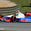 April 26: Ryan Briscoe during qualifying for the Honda Indy Grand Prix of Alabama