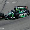 April 26: Sebastien Bourdaisduring qualifying for the Honda Indy Grand Prix of Alabama