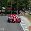April 26: Scott Dixon during qualifying for the Honda Indy Grand Prix of Alabama