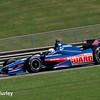 April 26: Graham Rahal during qualifying for the Honda Indy Grand Prix of Alabama