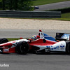 April 27: Justin Wilson during the Honda Indy Grand Prix of Alabama