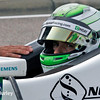 April 27: Carlos Munoz during the Honda Indy Grand Prix of Alabama