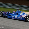 April 27: Tony Kanaan during the Honda Indy Grand Prix of Alabama