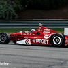 April 27: Scott Dixon during the Honda Indy Grand Prix of Alabama