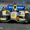 June 1: Marco Andretti during qualifying for Race 2 of the Chevrolet Detroit Belle Isle Grand Prix.