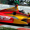 June 1: Sebastian Saavedra during qualifying for Race 2 of the Chevrolet Detroit Belle Isle Grand Prix.
