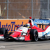 June 1: Justin Wilson during Race 2 of the Chevrolet Detroit Belle Isle Grand Prix.