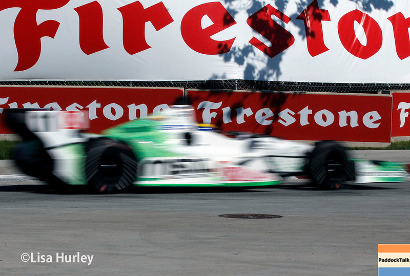 May 31: Sebastien Bourdais during Race 1 of the Chevrolet Detroit Belle Isle Grand Prix.