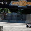 June 1: Helio Castroneves wins Race 2 of the Chevrolet Detroit Belle Isle Grand Prix.