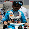 May 30: James Hinchliffe during practice for the Chevrolet Detroit Belle Isle Grand Prix.