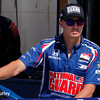 May 30: Graham Rahal before practice for the Chevrolet Detroit Belle Isle Grand Prix.