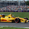 May 10: Ryan Hunter-Reay during the Grand Prix of Indianapolis.