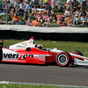 May 10: Juan Montoya during the Grand Prix of Indianapolis.