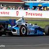 May 10: Tony Kanaan during the Grand Prix of Indianapolis.