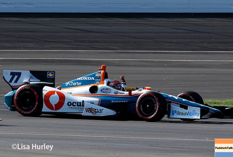 May 10: Simon Pagenaud wins the Grand Prix of Indianapolis.