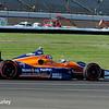 May 10: Charlie Kimball during the Grand Prix of Indianapolis.