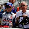 May 10: Takuma Sato before the Grand Prix of Indianapolis.