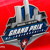 May 10: The logo for the Grand Prix of Indianapolis.