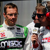 May 10: Sebastien Bourdais during the Grand Prix of Indianapolis.