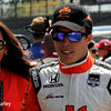 May 10: Martin Plowman before the Grand Prix of Indianapolis.