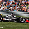 May 10: Oriol Servia during the Grand Prix of Indianapolis.