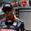 May 10: Graham Rahal during the Grand Prix of Indianapolis.