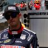 May 10: Graham Rahal during the Grand Prix of Indianapolis.