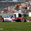 May 10: Takuma Sato during the Grand Prix of Indianapolis.