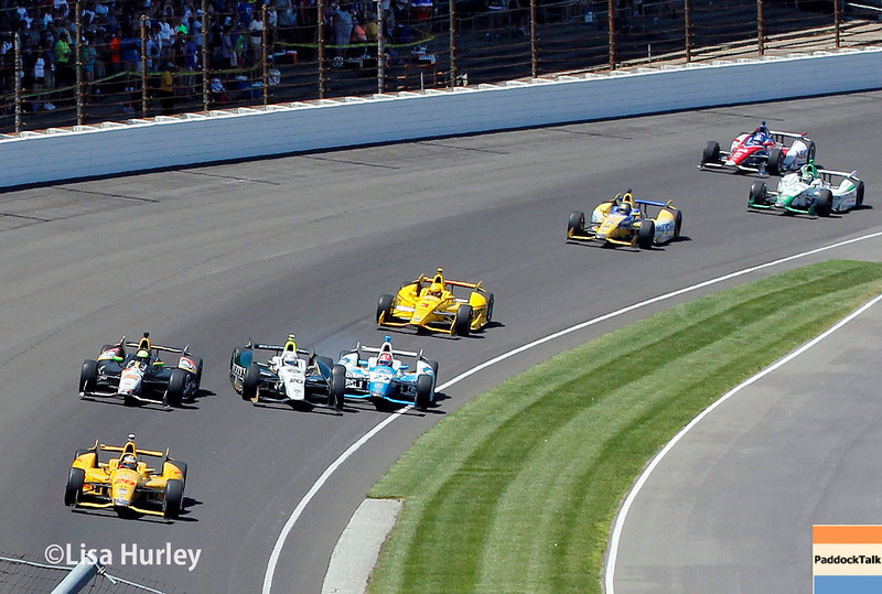 May 25: James Hinchcliffe and Ed Carpenter crash during the 98th Indianapolis 500.