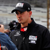 May 17: Graham Rahal during qualifying for the Indianapolis 500.