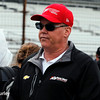 May 17: Al Unser Jr. during qualifying for the Indianapolis 500.