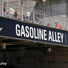 May 23: Gasoline Alley during Carburetion Day for the Indianapolis 500.