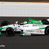May 17: Carlos Munoz during qualifying for the Indianapolis 500.