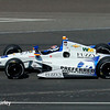 May 23: JR Hildebrand during Carburetion Day for the Indianapolis 500.
