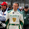 May 17: Ed Carpenter during qualifying for the Indianapolis 500.