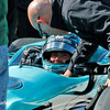 May 17: James Davison during qualifying for the Indianapolis 500.