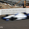 May 17: J.R. Hildebrand during qualifying for the Indianapolis 500.
