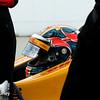 July 11: Ryan Hunter-Reay at the Iowa Corn Indy 300.