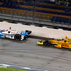 July 12: James Hinchcliffe and Ryan Hunter-Reay at the Iowa Corn Indy 300.