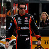 July 11: Simon Pagenaud at the Iowa Corn Indy 300.