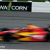 July 11: Sebastian Saavedra at the Iowa Corn Indy 300.