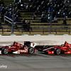 July 12: Scott Dixon and Tony Kanaan at the Iowa Corn Indy 300.
