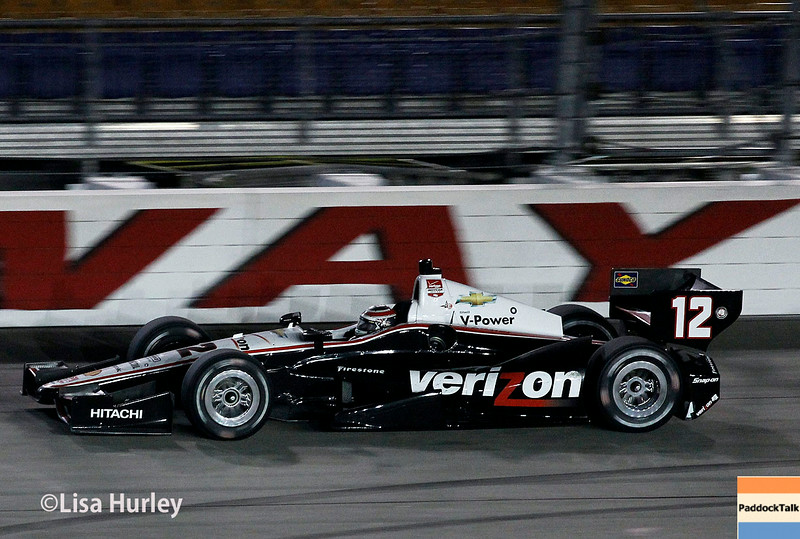 July 12: Will Power at the Iowa Corn Indy 300.