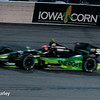 July 12: Jack Hawksworth at the Iowa Corn Indy 300.
