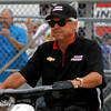 July 11: Rick Mears at the Iowa Corn Indy 300.