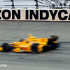 July 12: Ryan Hunter-Reay at the Iowa Corn Indy 300.